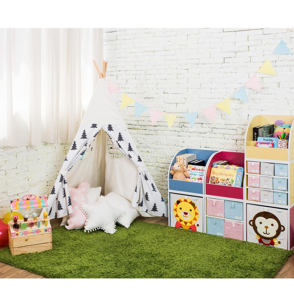 MyTolek童樂可|Mini Space 兒童帳篷-森林樹屋