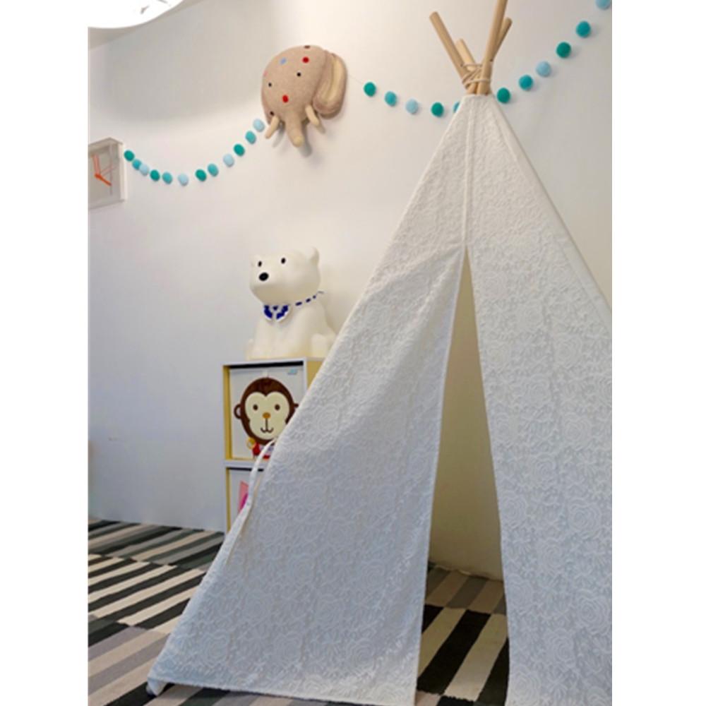 MyTolek童樂可|Mini Space 兒童帳篷-公主的蕾絲旅程