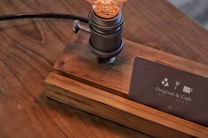 (複製)曙MUSE | 手輪木紋桌燈