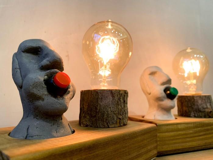 (複製)曙MUSE|手輪調光水管桌燈