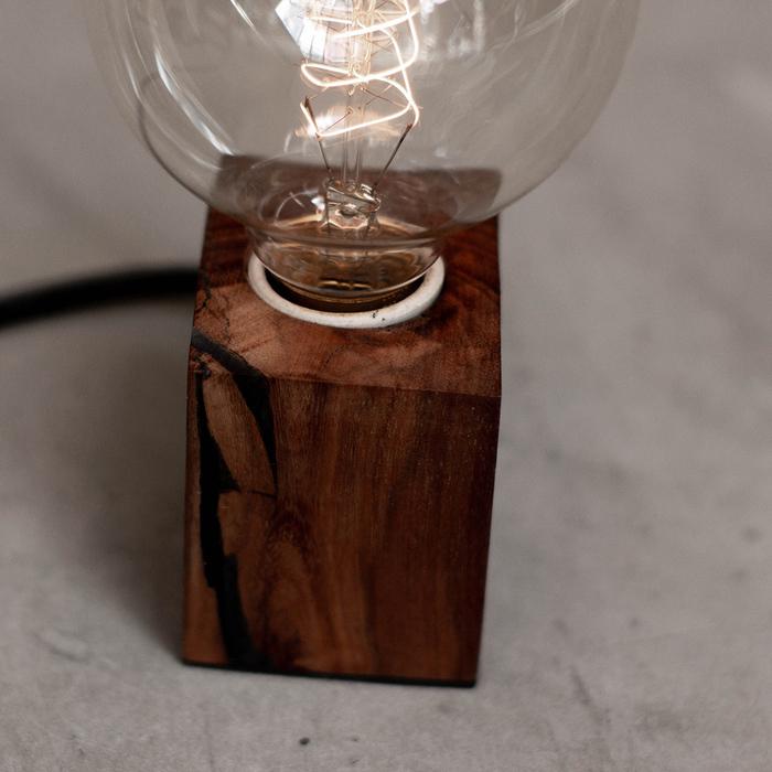 (複製)曙MUSE | 松木USB桌燈