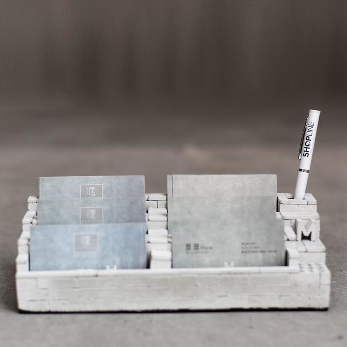 (複製)曙MUSE|現代風樂高名片座