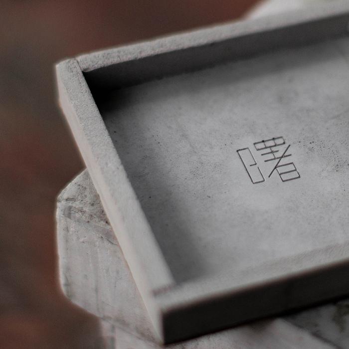 (複製)曙MUSE | 素面洗石子杯墊