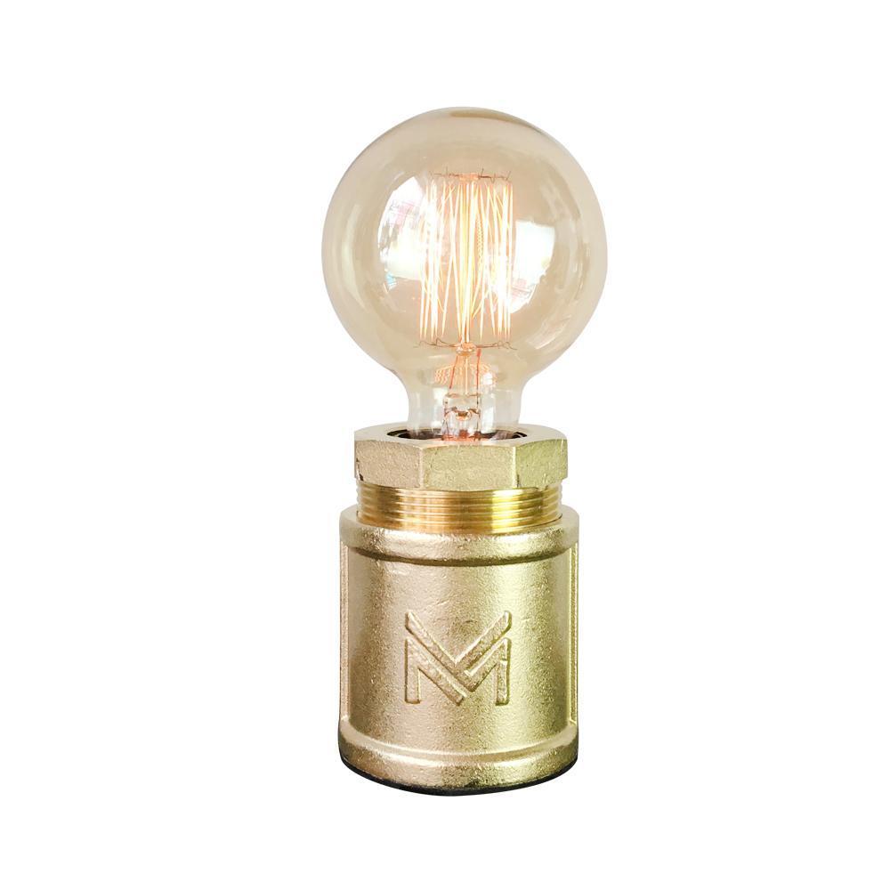 曙MUSE | 復古黃銅線材調光
