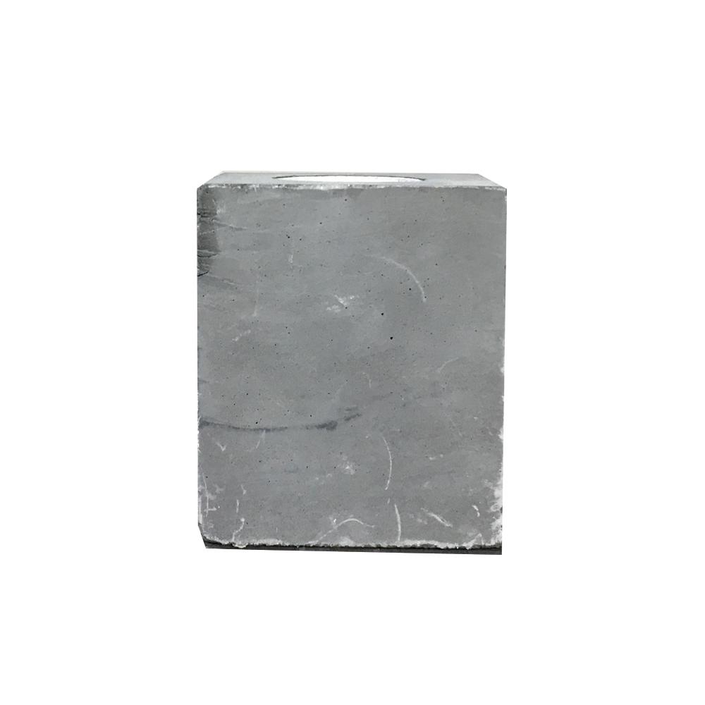 曙MUSE | 黑水泥質感桌燈