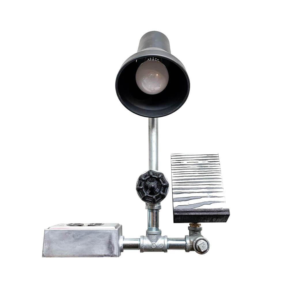 曙MUSE | 水管書架插座桌燈