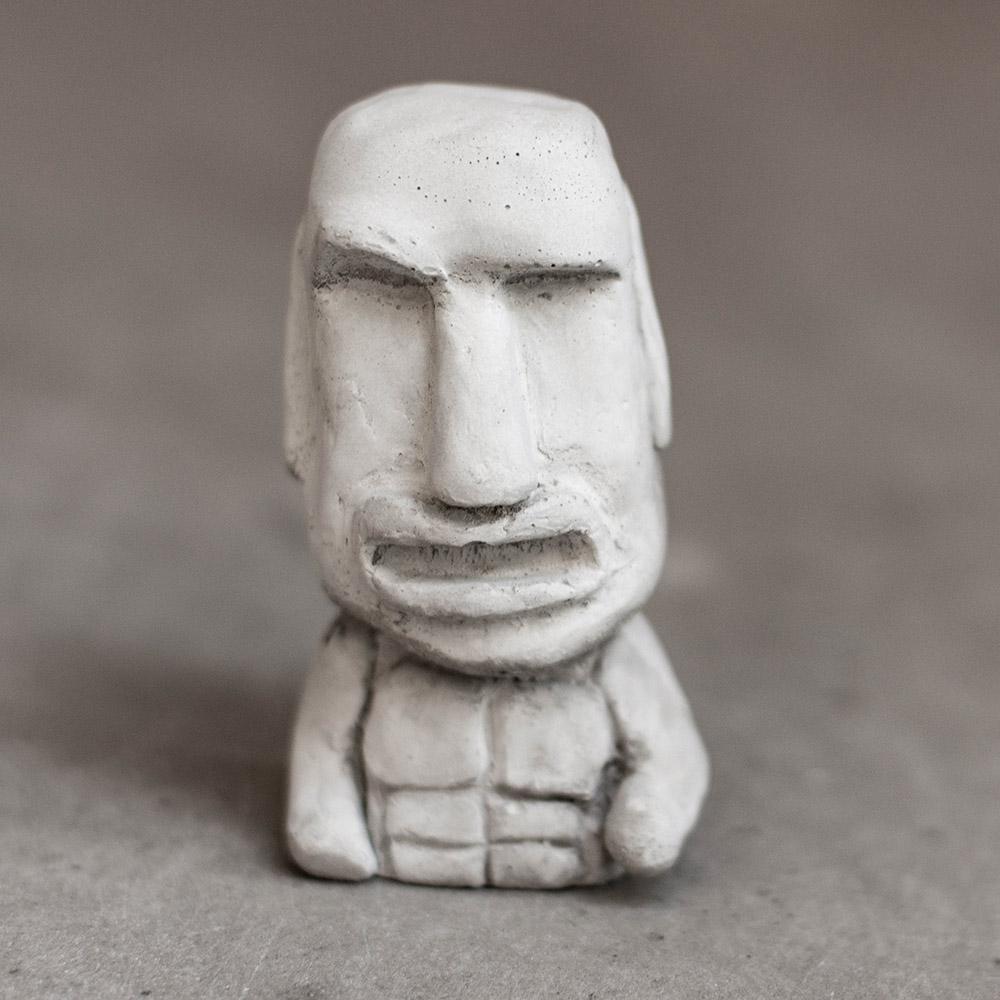 曙MUSE Moai肌肉造型擺飾
