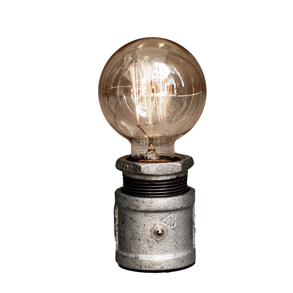 曙MUSE|撥動開關水管桌燈