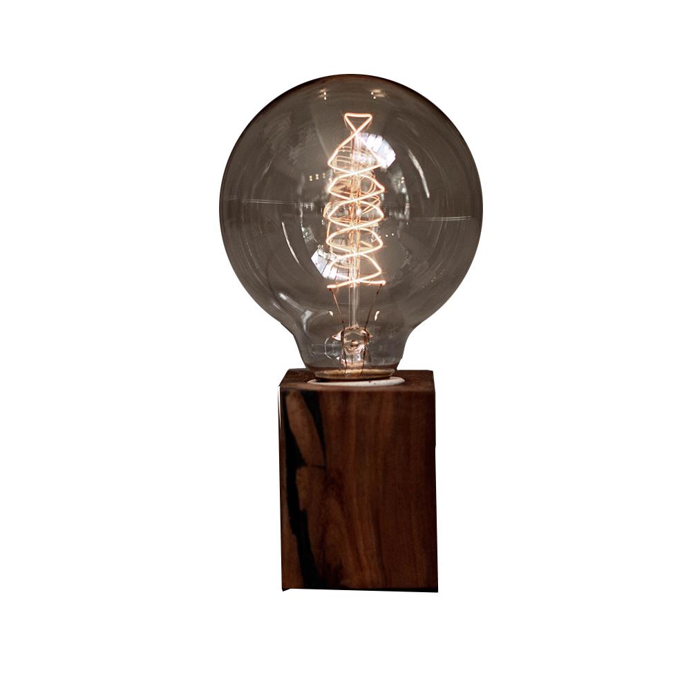 曙MUSE | 木裂紋樹酯小燈