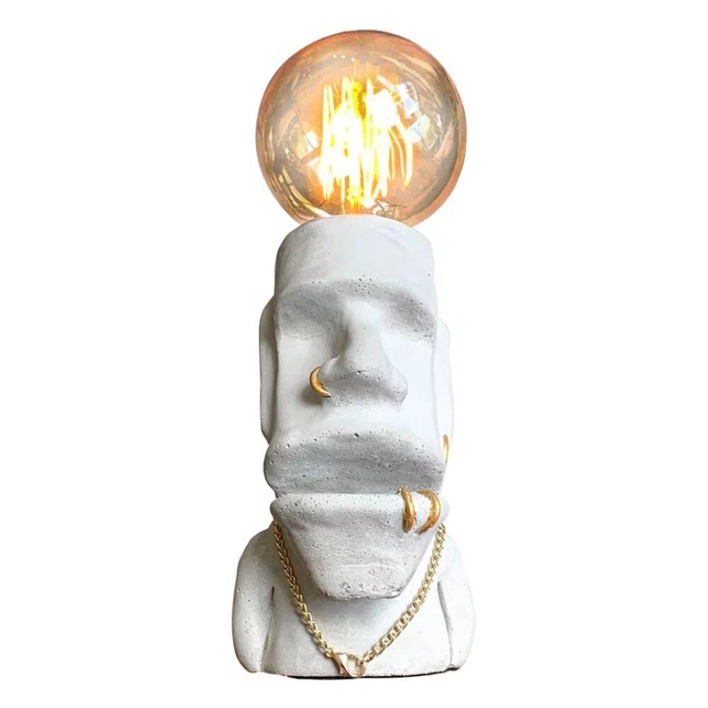 曙MUSE|摩艾嘻哈桌燈