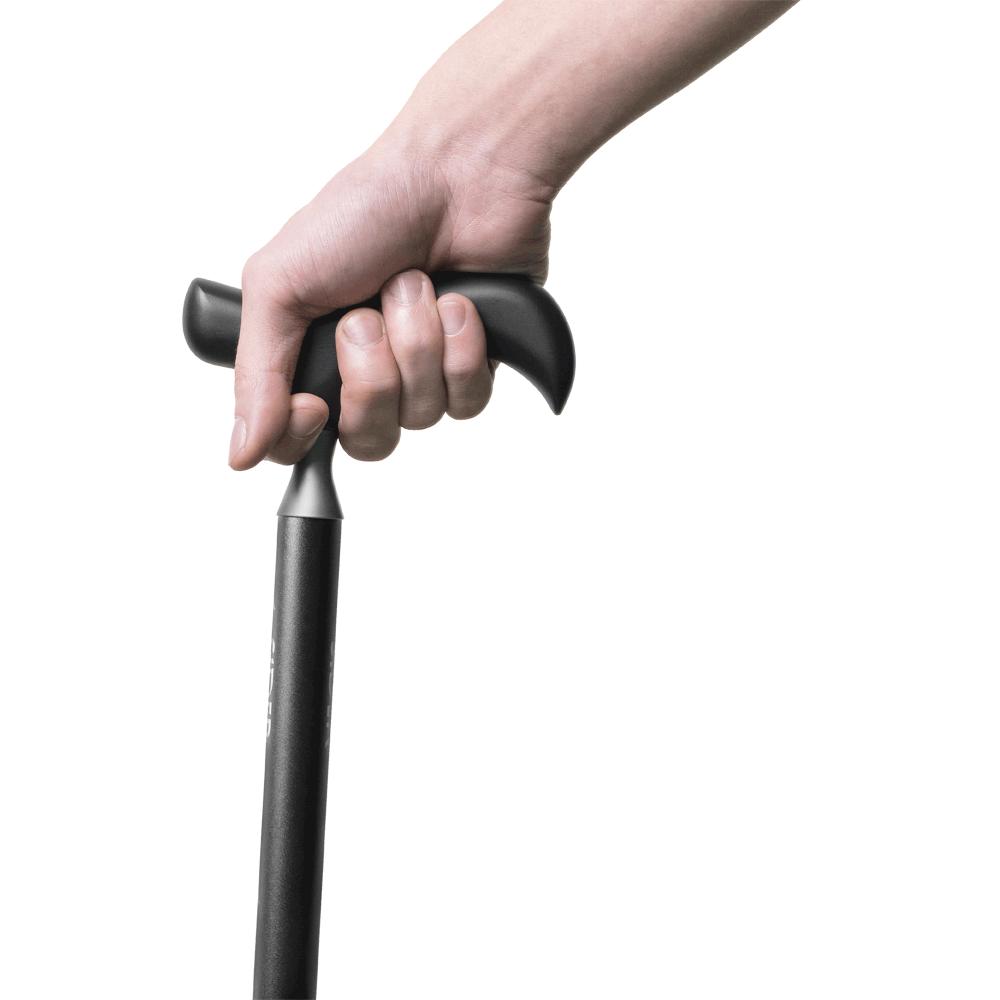 SIDER|萬用手杖-鐵黑(送穩杖片)