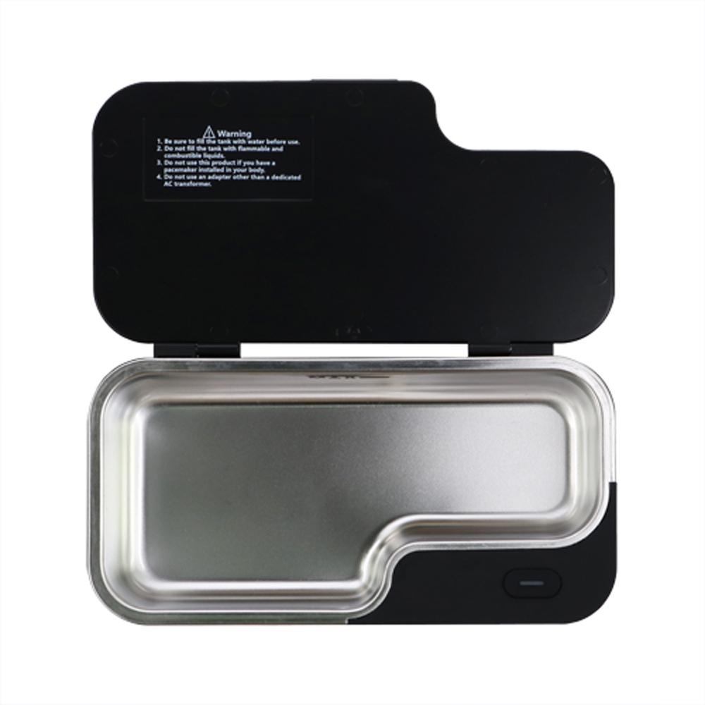 GT SONIC 可攜式超聲波清洗機X1【黑色】