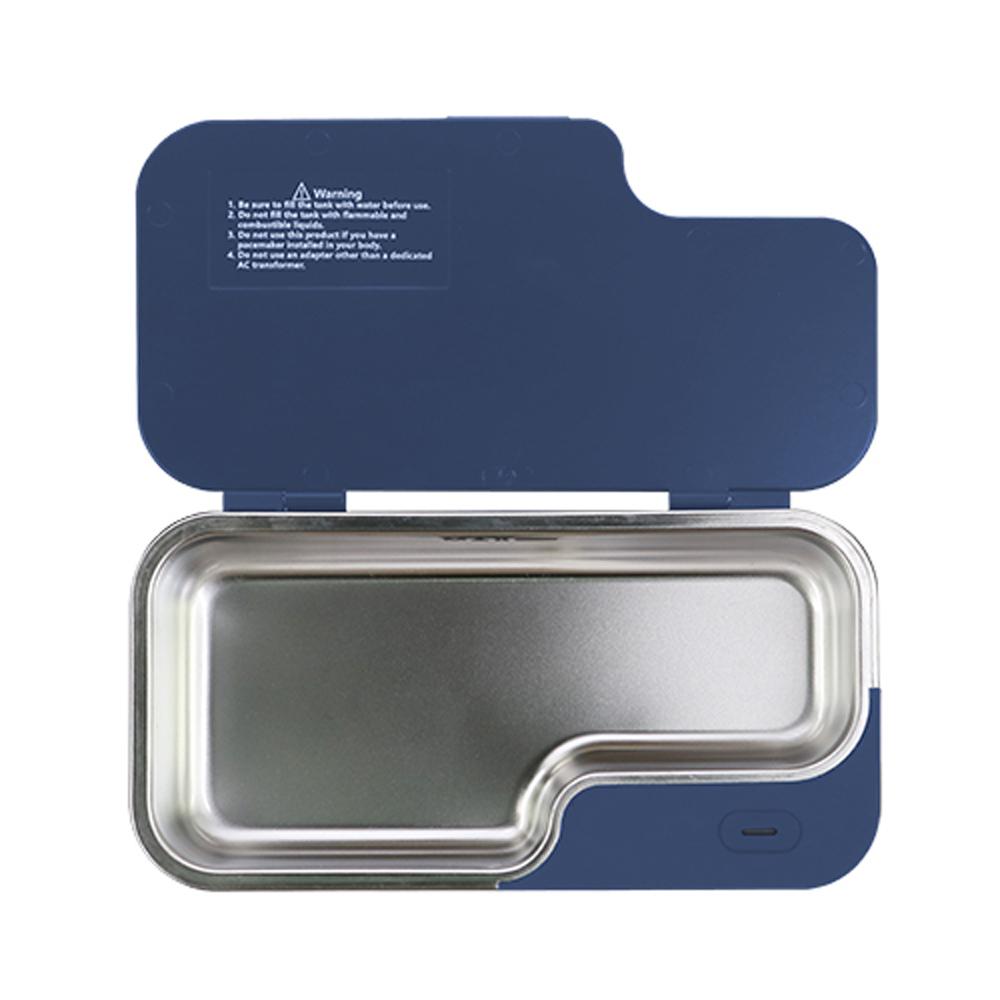 GT SONIC|可攜式超聲波清洗機X1【藍色】