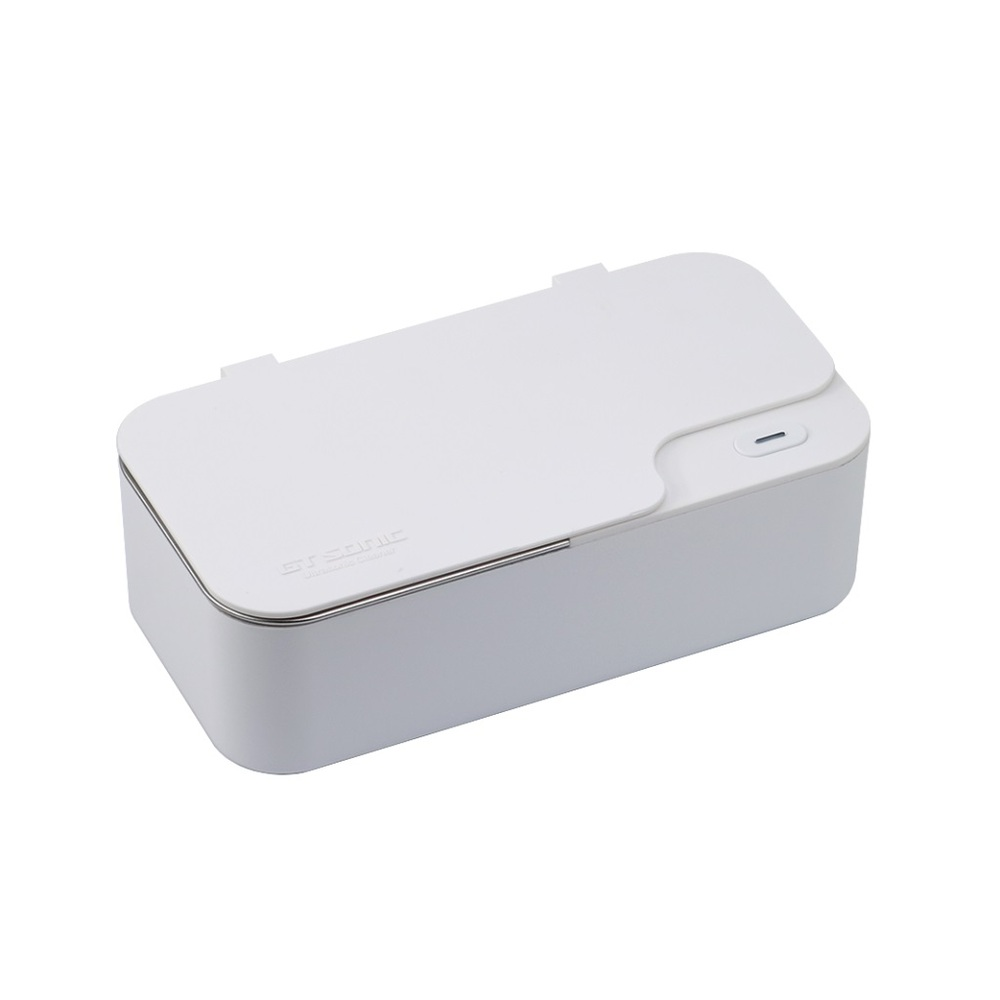 GT SONIC 可攜式超聲波清洗機X1【白色】