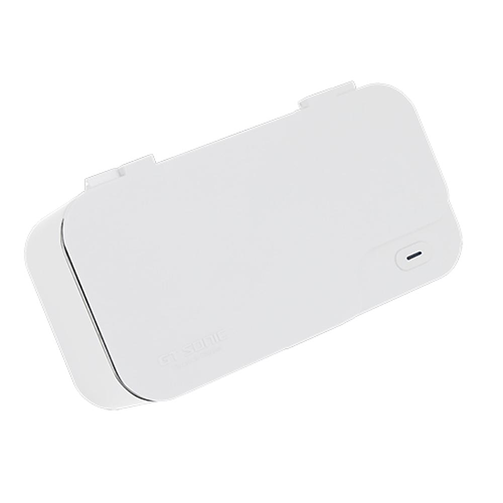 GT SONIC|可攜式超聲波清洗機X1【白色】