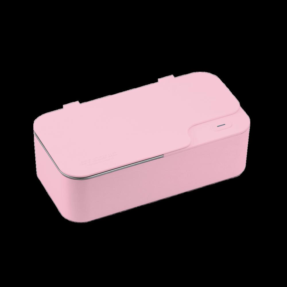 GT SONIC|可攜式超聲波清洗機X1【粉紅】
