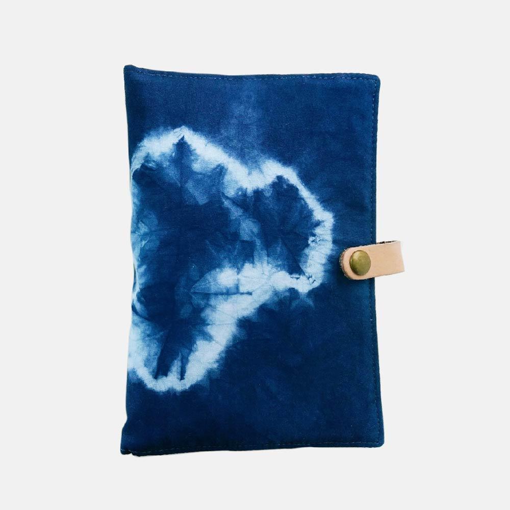 南方設計 藍染鋼筆袋