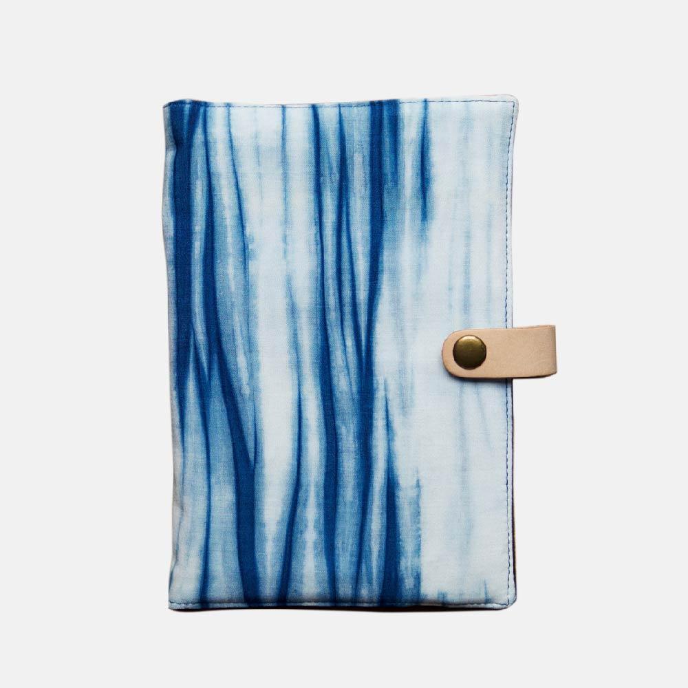 南方設計|藍染鋼筆袋
