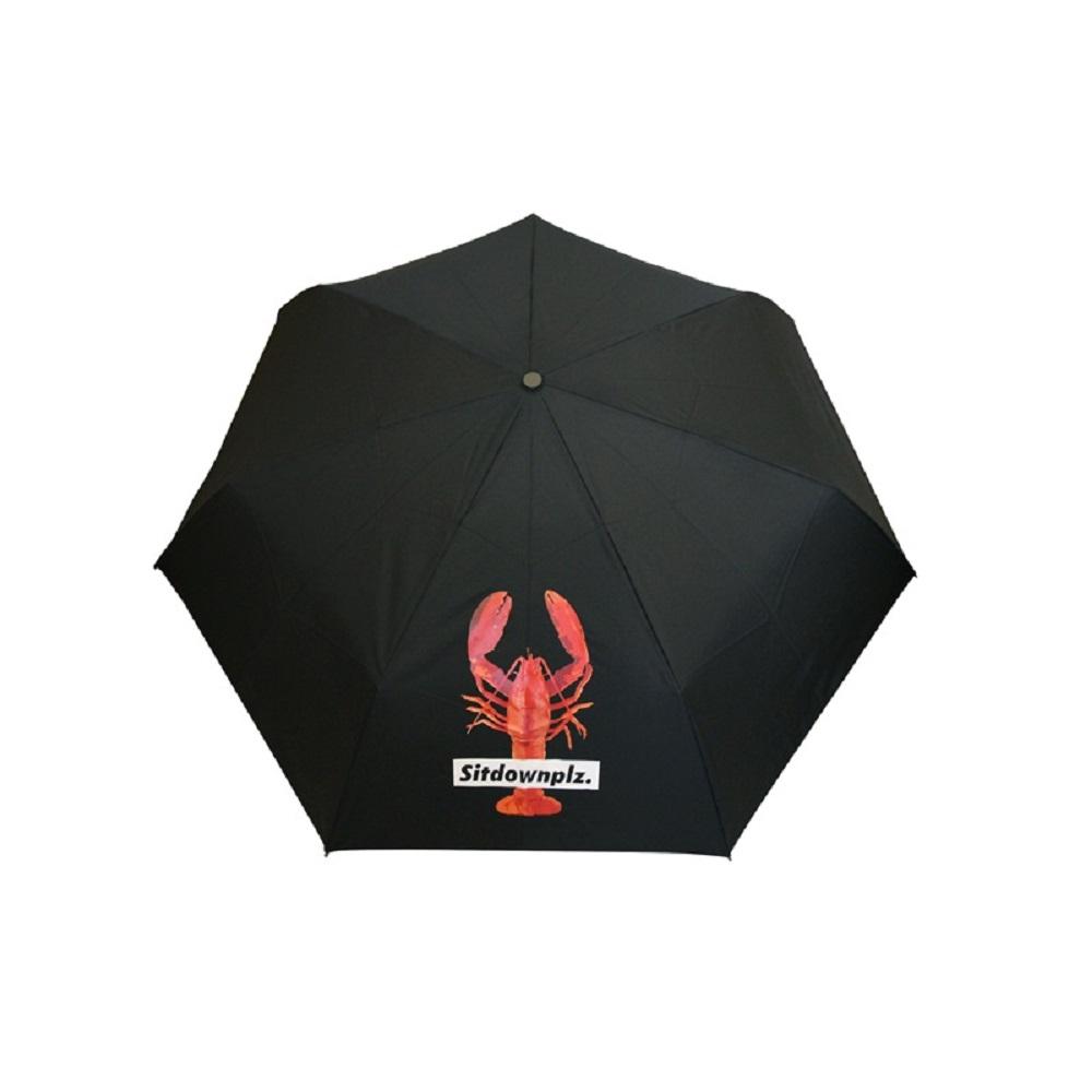 iumbrella 愛蝦趴三折手開傘