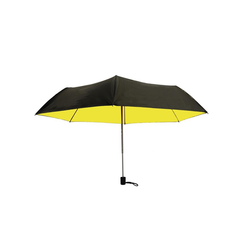 iumbrella MEMO三折手動傘/英文