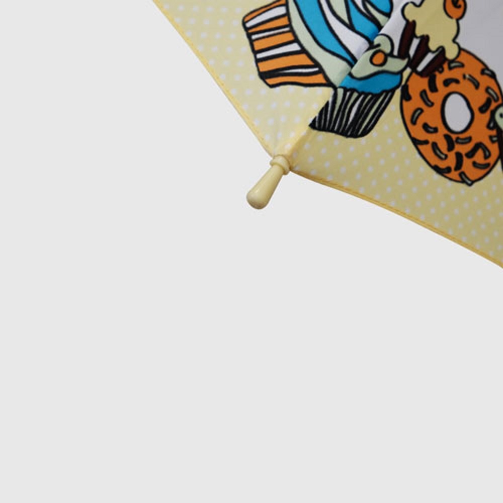iumbrella|甜點王國直骨自動童傘