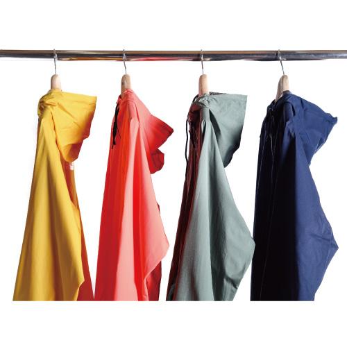 MECOVER|東麗酒伊織染超輕風雨衣(加長版)-紺青