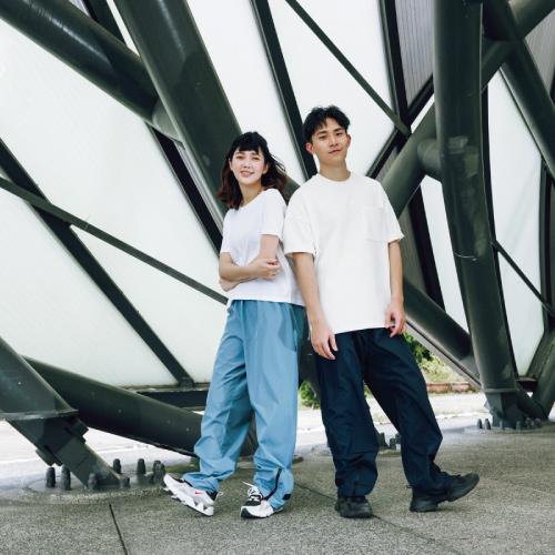 MECOVER|機能防水雨褲/ M-L(群青)