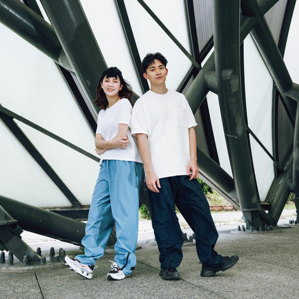 MECOVER|機能防水雨褲/ XL-2XL(群青)