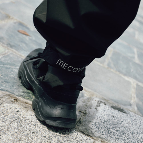 MECOVER 機能防水雨褲/ XL-2XL(黯黑)