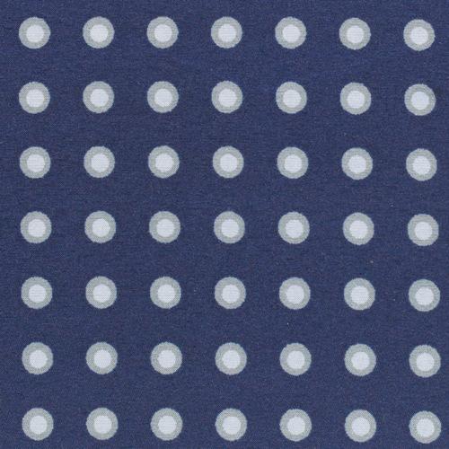 Knirps德國紅點傘|X1 膠囊五折傘-Navy Dot