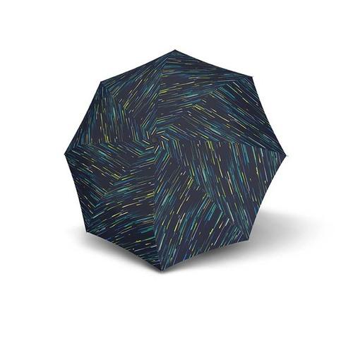 Knirps®德國紅點傘|X1 膠囊五折傘-Lightning Blue