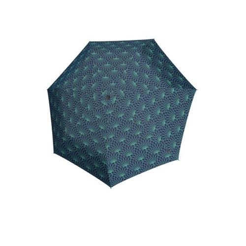 Knirps®德國紅點傘|X1 膠囊五折傘-Renature Green