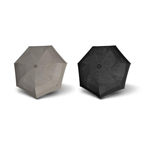 Knirps®德國紅點傘 T.050 超輕全碳纖維手開傘-Bolero Black