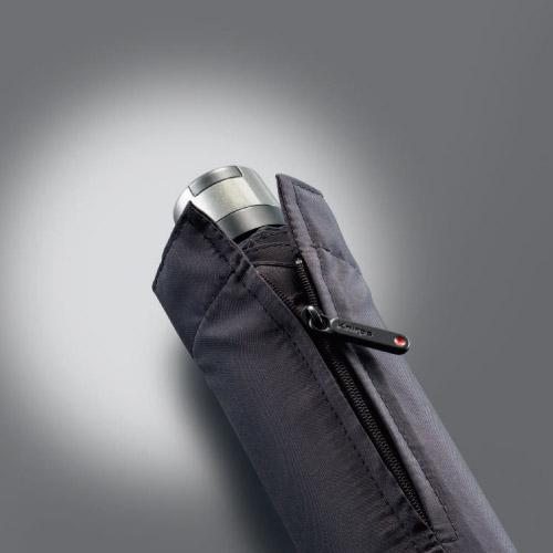 Knirps®德國紅點傘|T.050 超輕全碳纖維手開傘-Calla Black