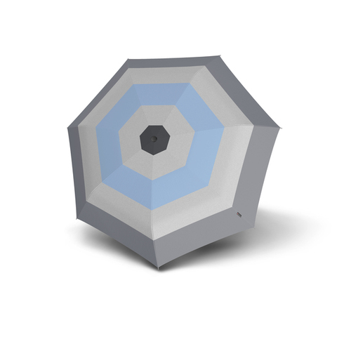 Knirps®德國紅點傘|T.050 超輕全碳纖維手開傘-Poppy Light Blue