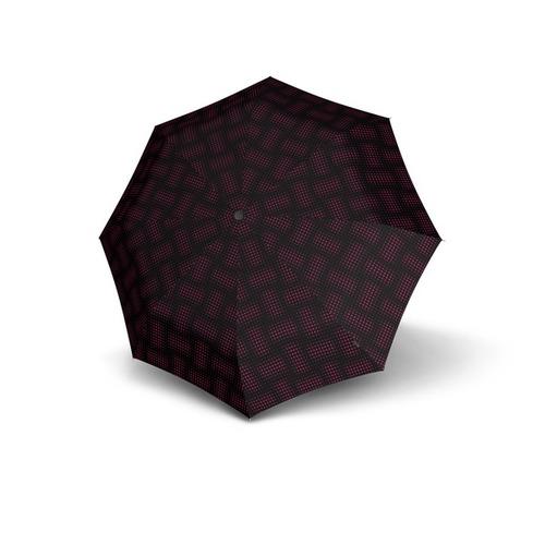 Knirps®德國紅點傘 X1 膠囊五折傘-Stars Black