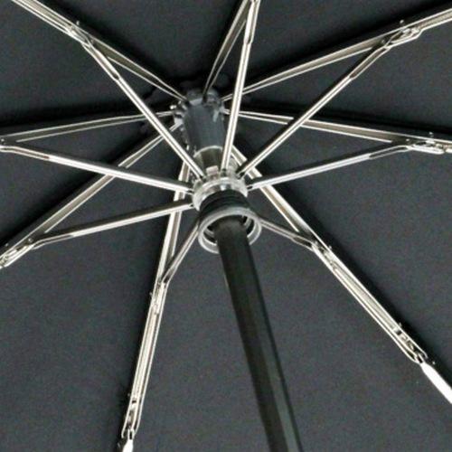 Knirps®德國紅點傘|T.200 自動開收傘- Renature Black