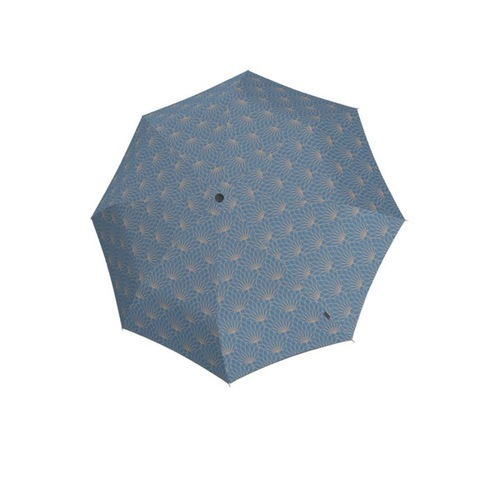 Knirps®德國紅點傘|T.200 自動開收傘- Renature Blue