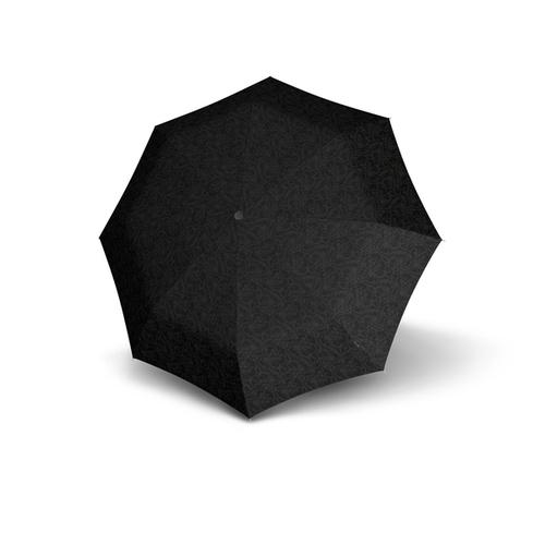 Knirps®德國紅點傘|T.200 自動開收傘-Dhalia Black