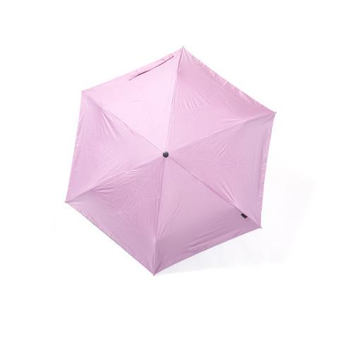 Knirps®德國紅點傘|TS.200 輕薄抗曬自動開收傘-Pink