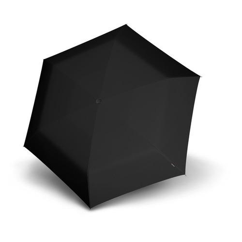Knirps®德國紅點傘|TS.200 輕薄自動開收傘-Black