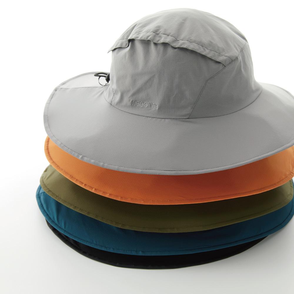 MECOVER 防曬遮陽帽 L SIZE(太平洋藍)