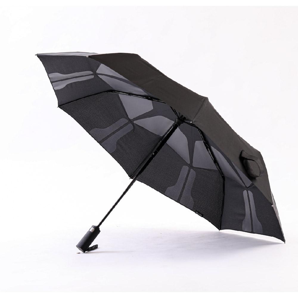 ROLLS|瞬間捲收傘(經典黑)