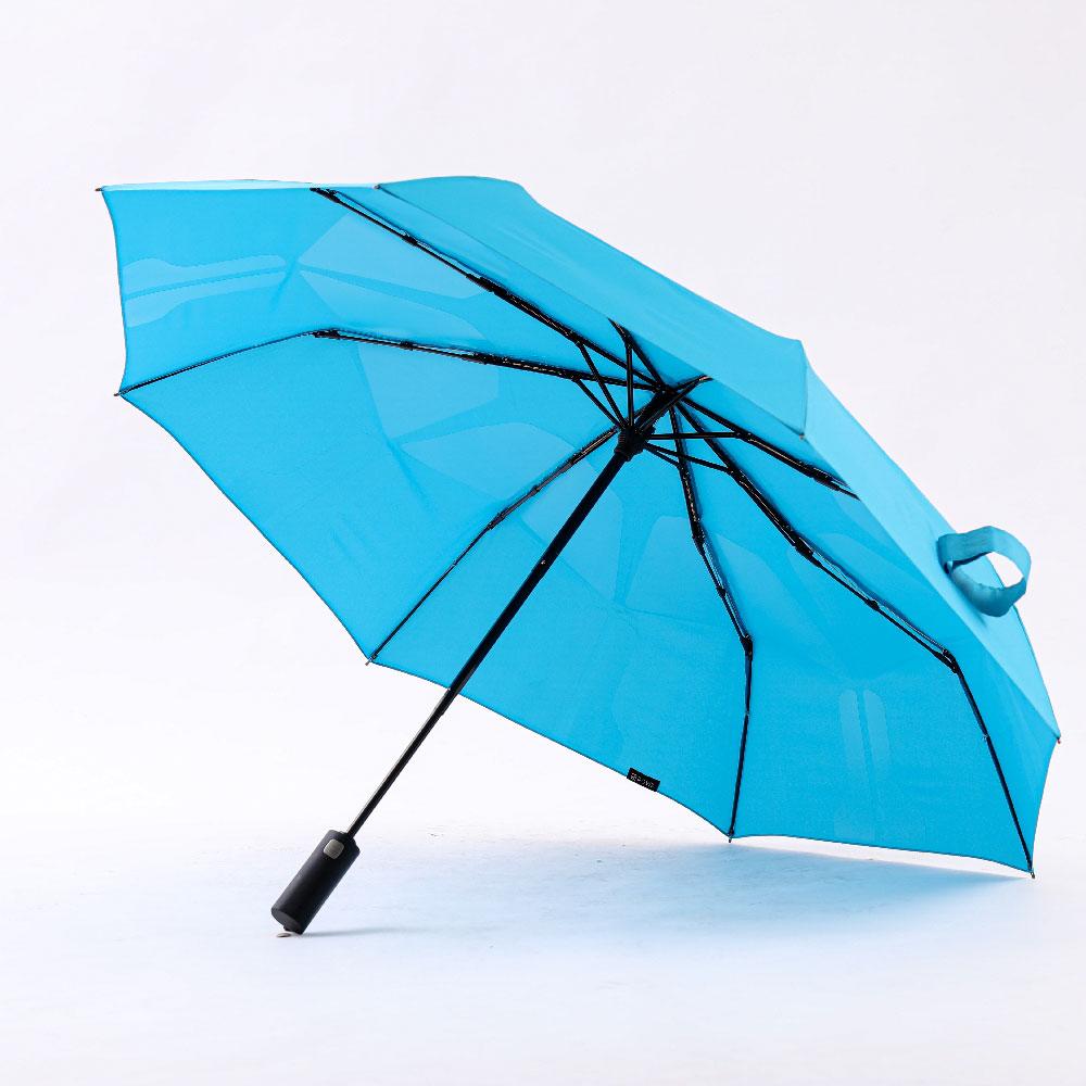 ROLLS 瞬間捲收傘(峽灣藍)