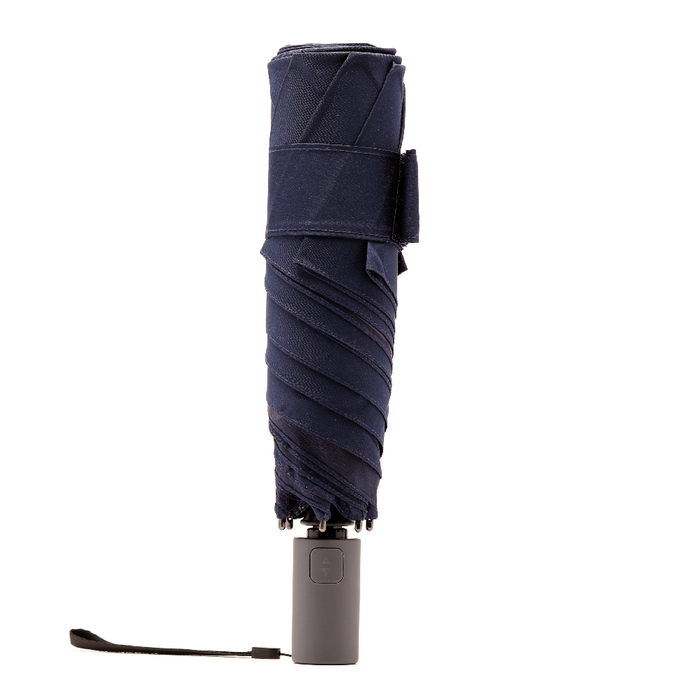 ROLLS|AUTO 自動開收瞬間捲收傘 (海軍藍)