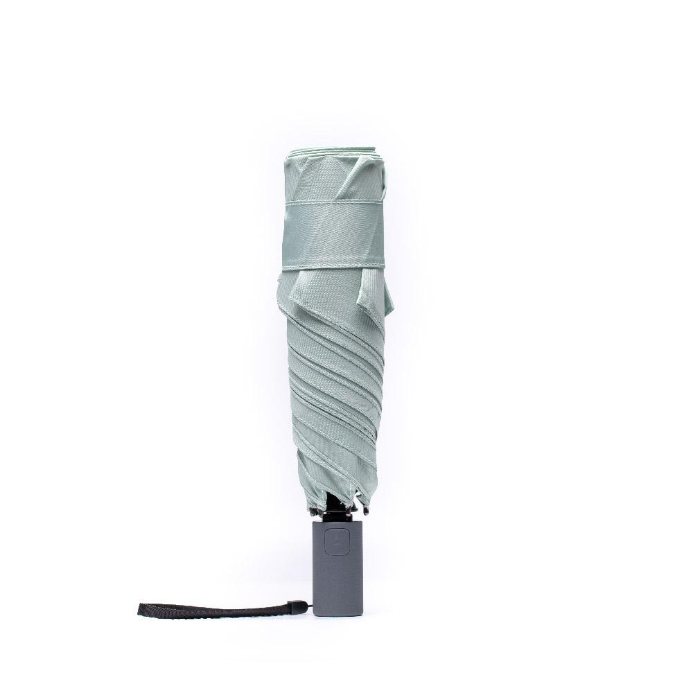 ROLLS|AUTO 自動開收瞬間捲收傘 (迷霧綠)