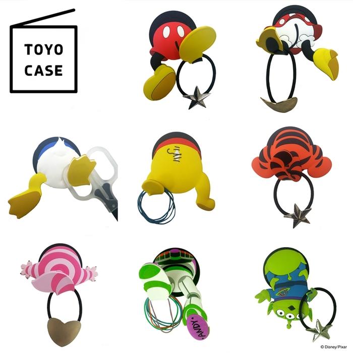 日本TOYO CASE|迪士尼造型磁吸式掛勾 ( 日本平行輸入 ; MH-D系列 )