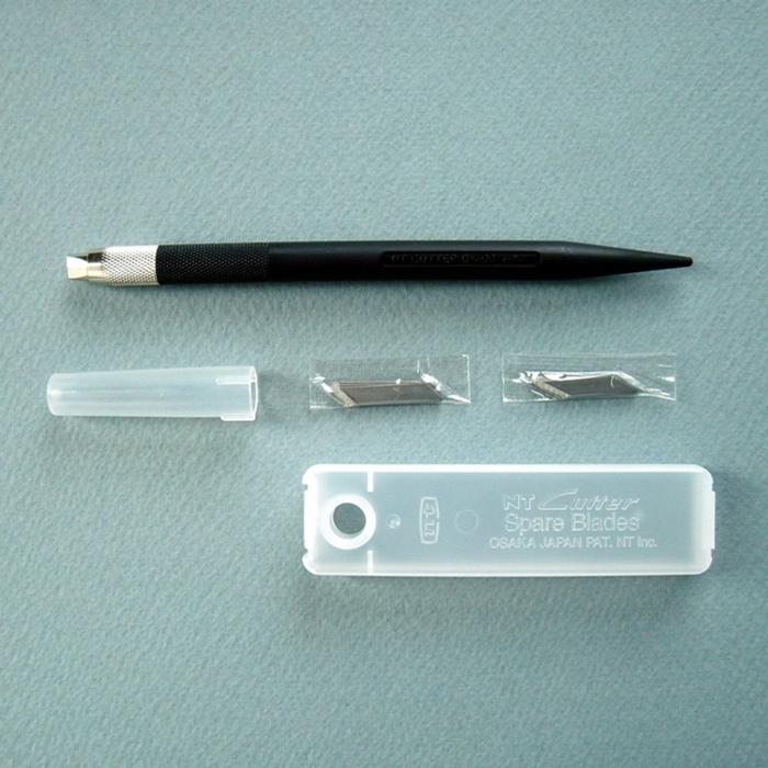 日本NT Cutter筆刀D-400P雕刻筆刀
