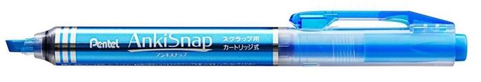 日本Pentel飛龍剪報筆SMS1-S螢光筆重點筆記號筆