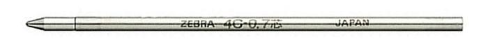 日本ZEBRA伸縮筆專用筆芯P-BR-8A-4C筆芯